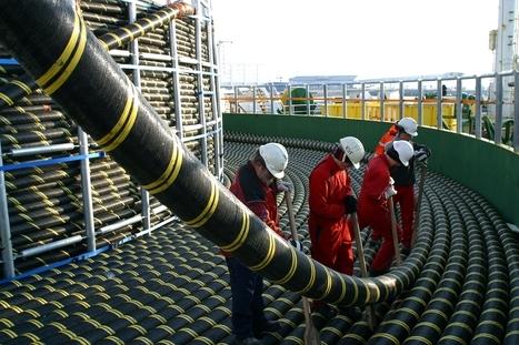 Нов кабел за високоскоростен обмен на дани през Атлантическият океан