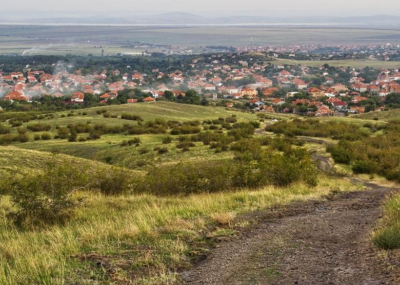 Квартал Банево в Бургас с одобрен кадастър