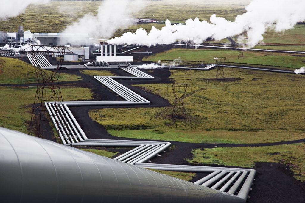 Исландски учени превърнаха въглероден двуокис в камък
