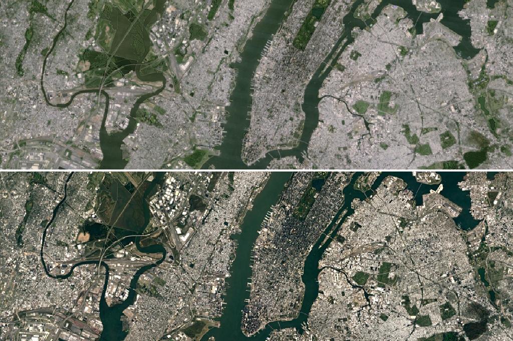 Google Maps и Google Earth с по-високо качество на сателитните изображения