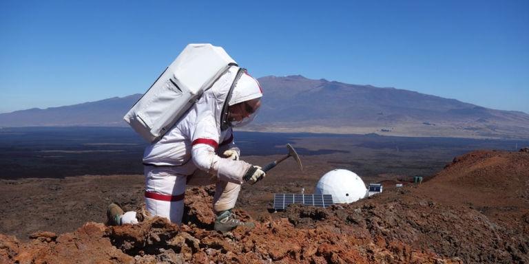 Завърши симулацията на НАСА на полет до Марс