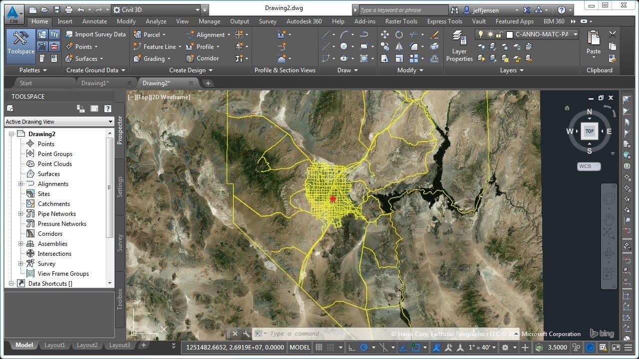 Създаване на числов модел на терена с използване на уеб картографски услуги за целите на проектирането на транспортни шумозащитни екрани