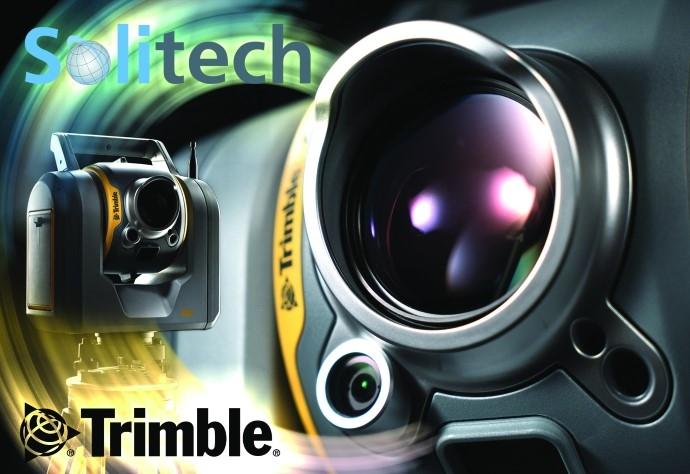 Революционна сканираща станция Trimble SX10