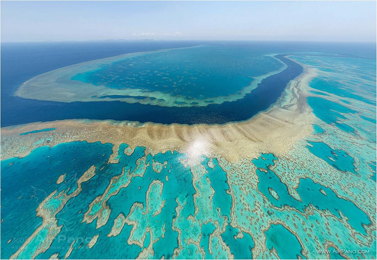 Глобалното затопляне уби Бариерния риф край Австралия