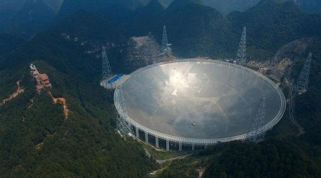 Американски учени със заявка за работа с най-големия радиотелескоп в света