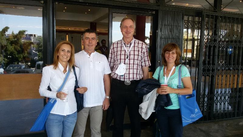 Български учени на симпозиум в Солун