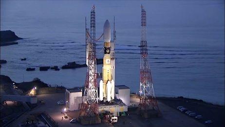 Японски товарен космически кораб потегля към МКС днес