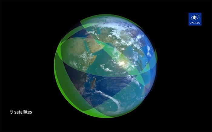 Системата Galileo започна да обслужва света