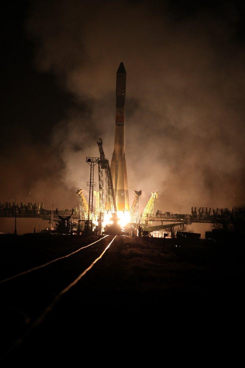 """Руски товарен космически кораб """"Прогрес МС-04"""" е паднал в Тува"""
