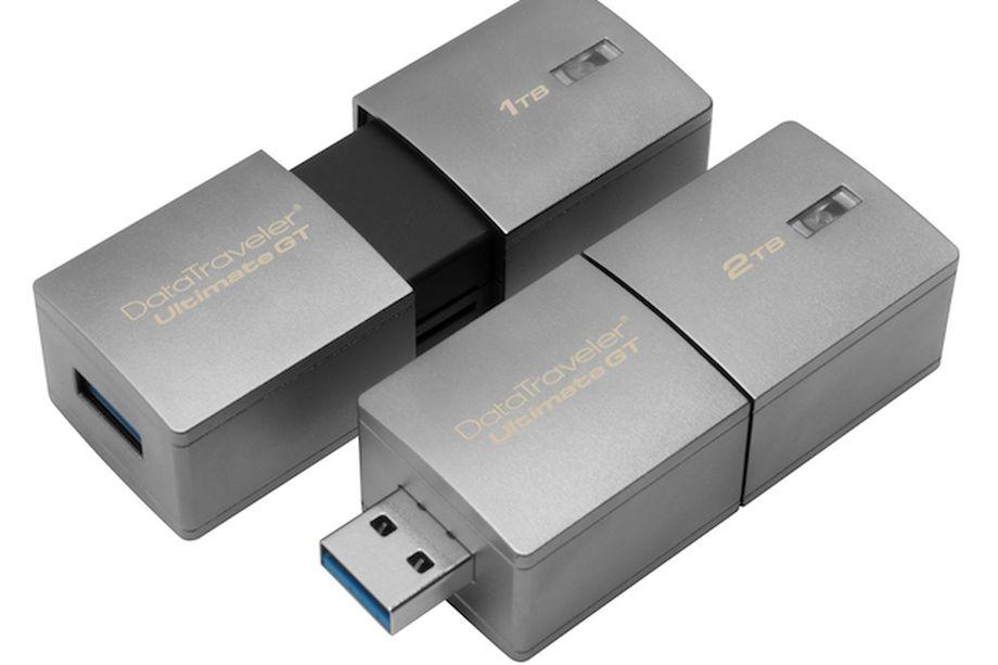 Най-големите флаш-памети в света вече по 2 ТB