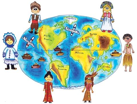 Обявиха наградените участници от 10-ия конкурс за детска карта на света