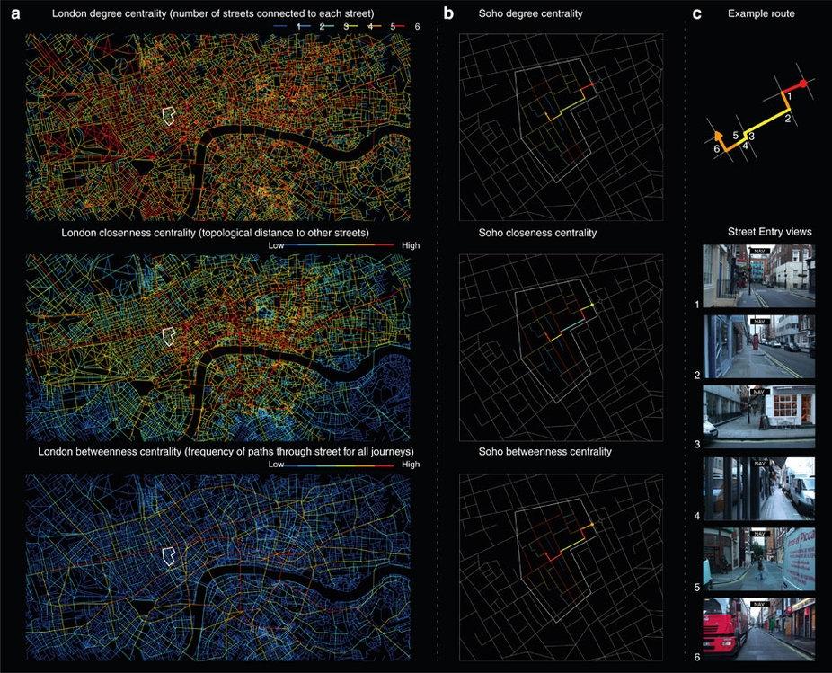 Използването на GPS навигация изключва естествената навигация на мозъка