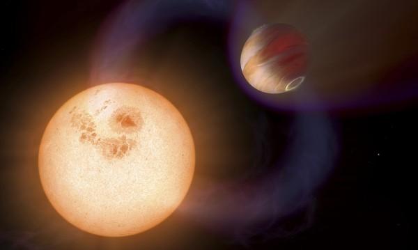 Астрономи за пръв път откриха атмосфера около екзопланета с размерите на Земята