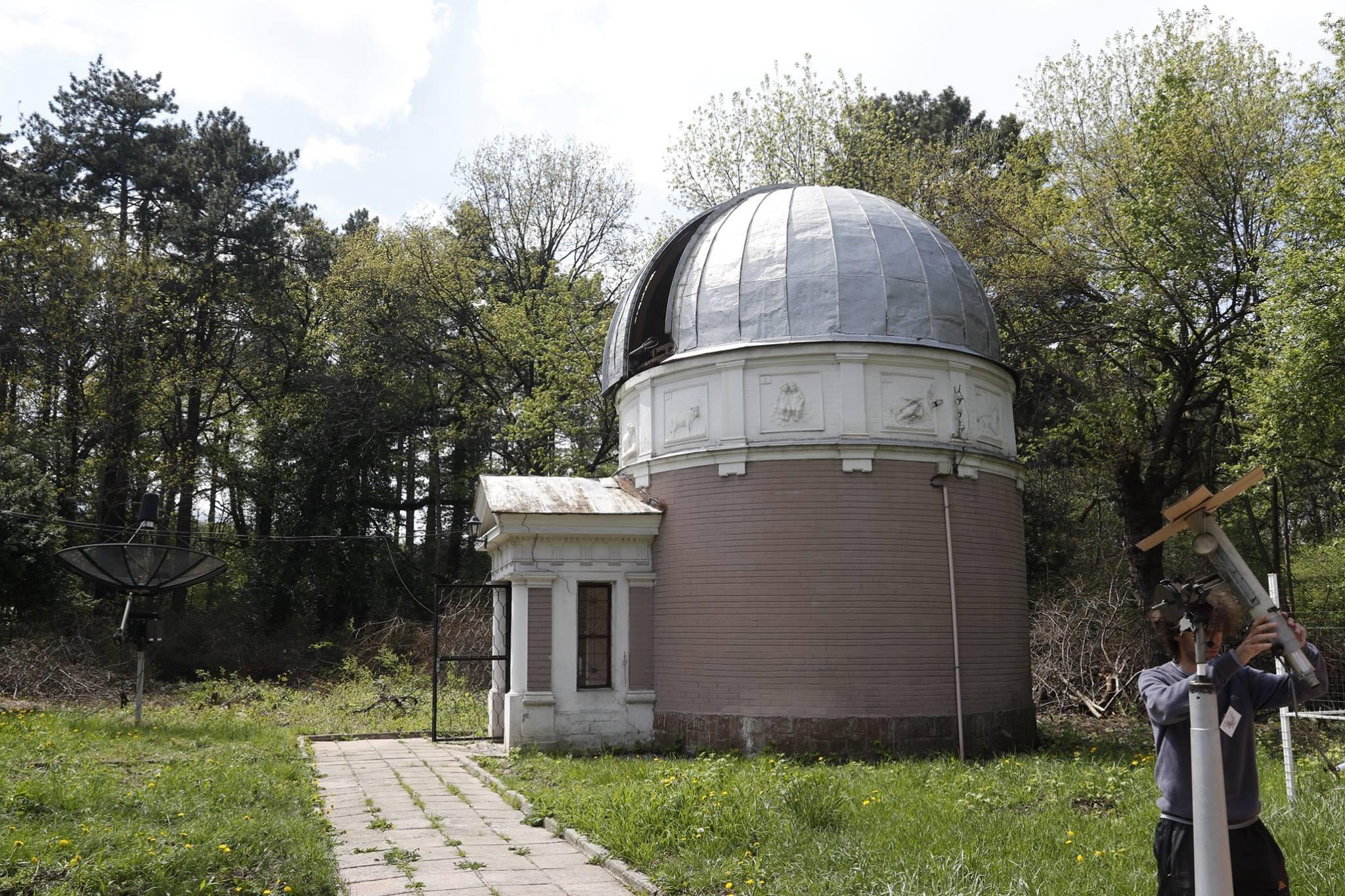 Утре е пролетният Световен ден на астрономията