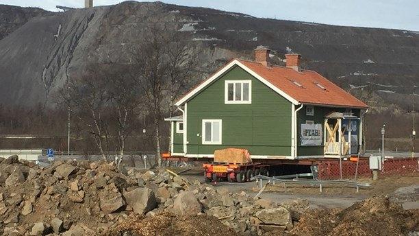 Шведска минна компания ще мести град с население 18 хил. души