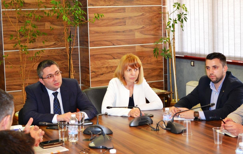 Нанков обеща изнесени офиси за кадастъра