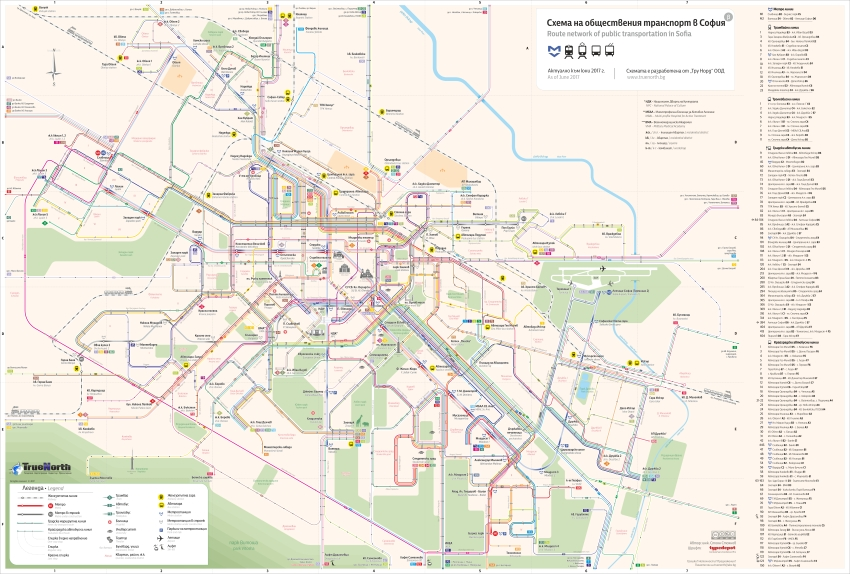 Схемата на Стоян Стоянов за транспорта в София – одобрена