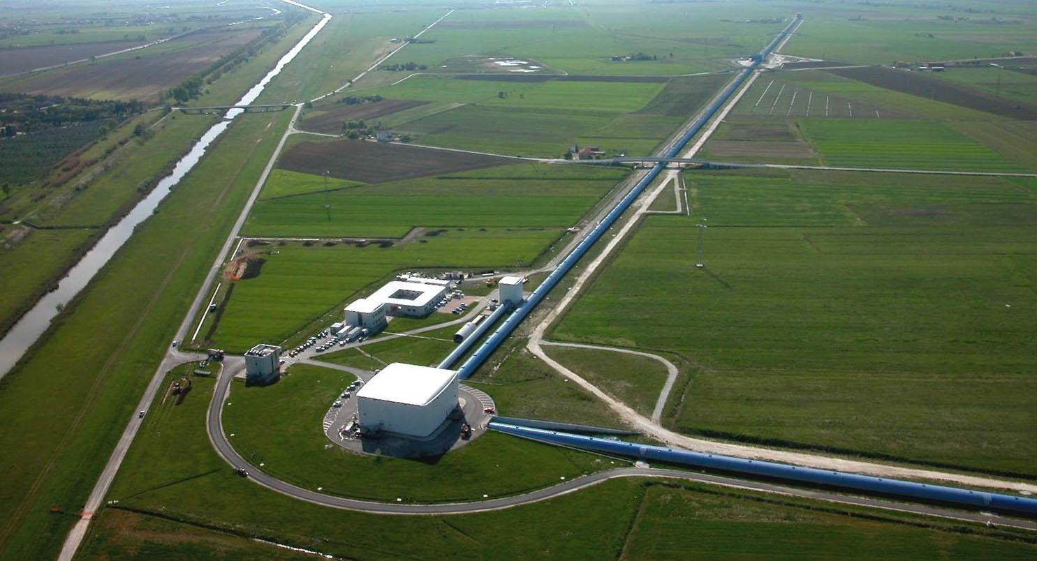 Европейски детектор улови гравитационни вълни