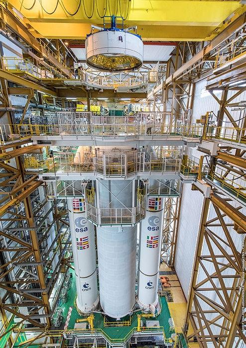 """Четворката спътници """"Галилео"""" са готови за изстрелване през декември"""
