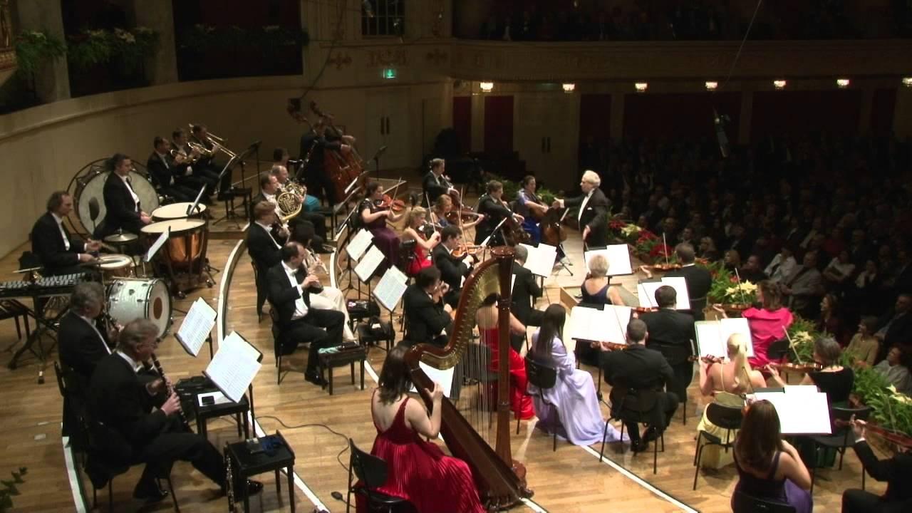 Виенският Шраусов оркестър предколедно