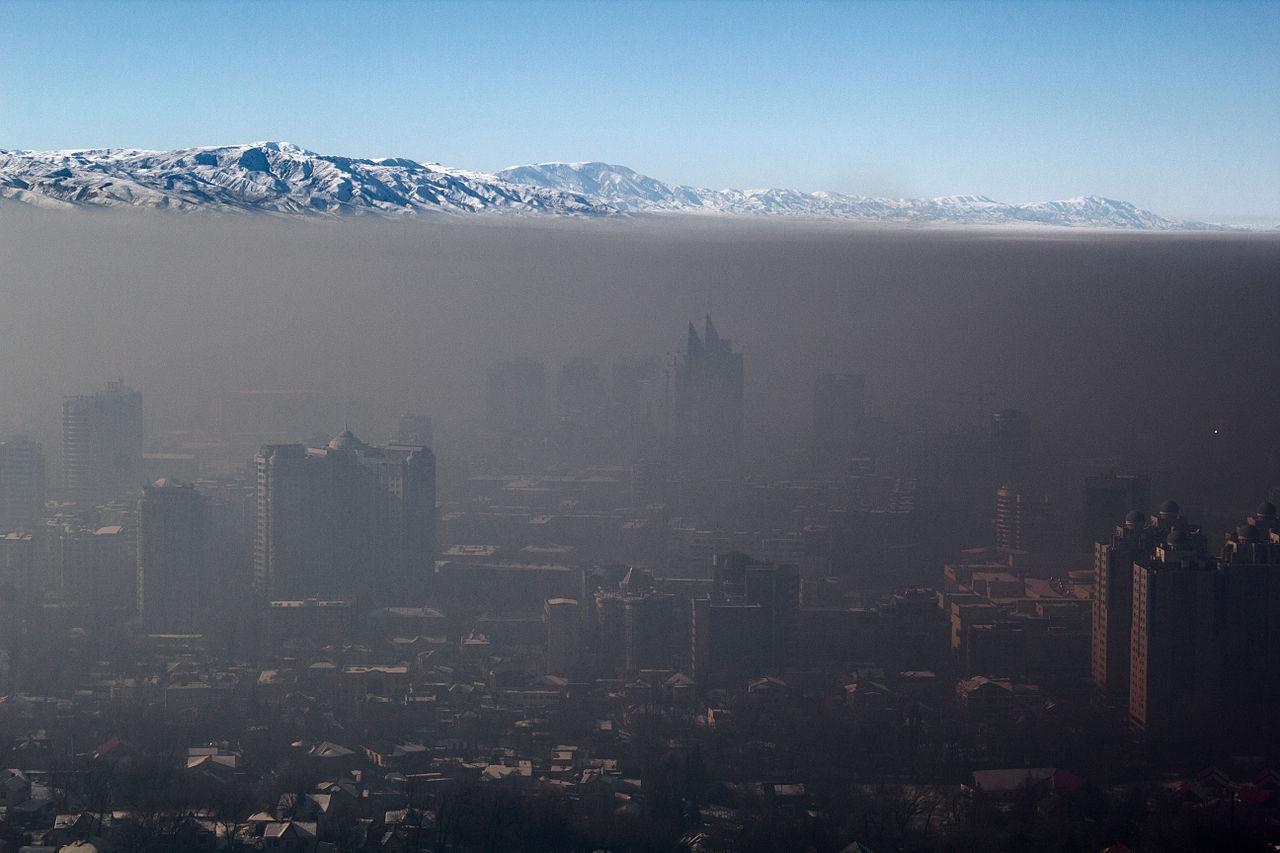 Без паркиране в центъра на София в дните с повишено замърсяване на въздуха