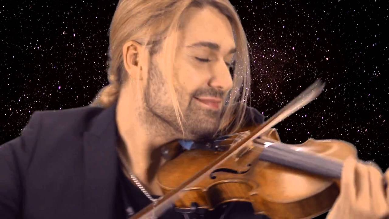 David Garrett – виртуоз с цигулка