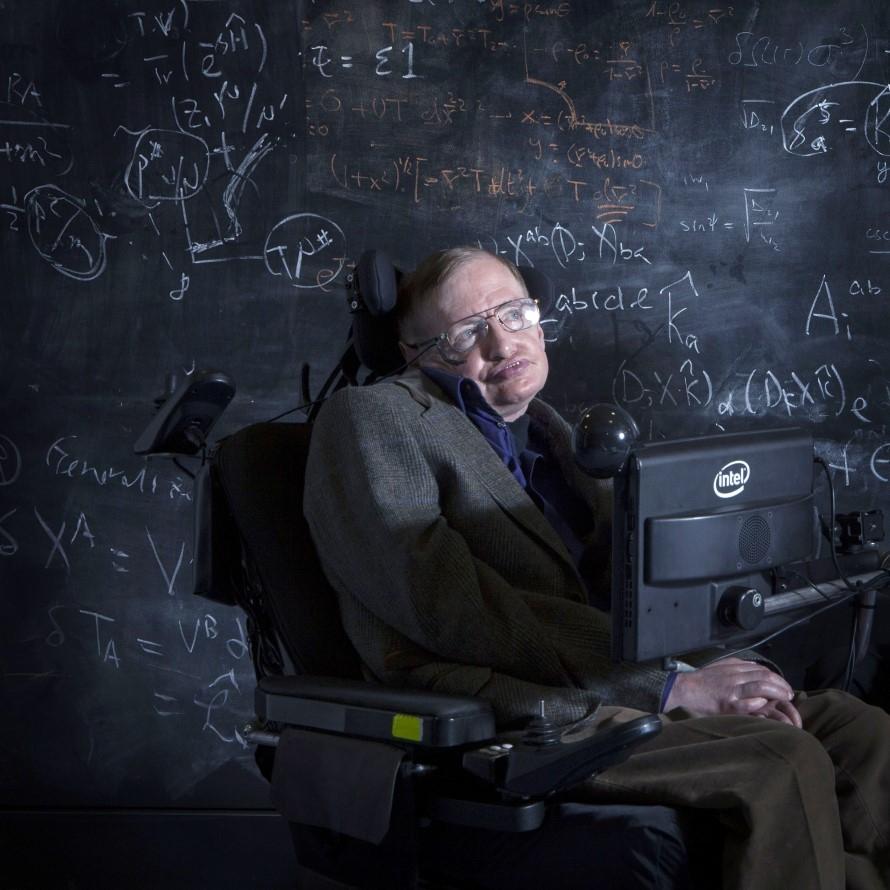 На 76 години почина проф. Стивън Хокинг