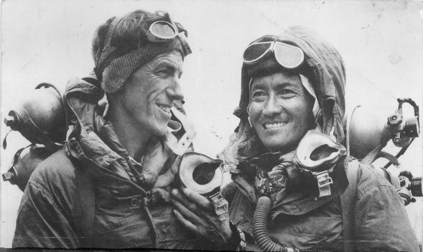 Днес се навършват 65 години от първото изкачване на връх Еверест
