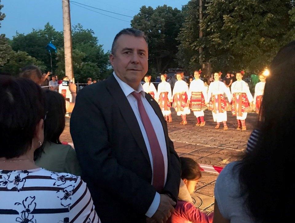 Заместник-министър Йовев присъства на честванията по случай 142-та годишнина от подвига на Ботевата чета