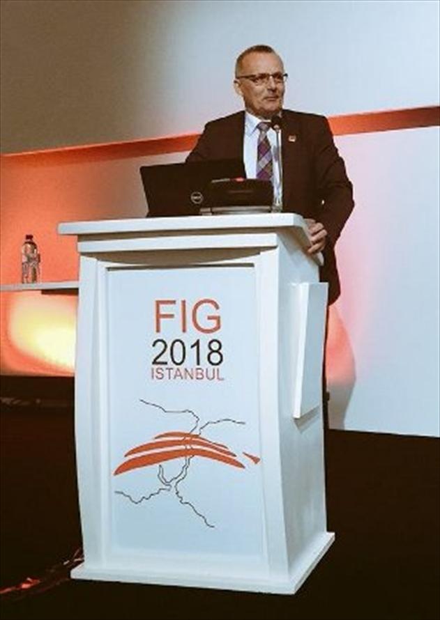 ХХVI конгрес на FIG в Истанбул и нов президент на организацията