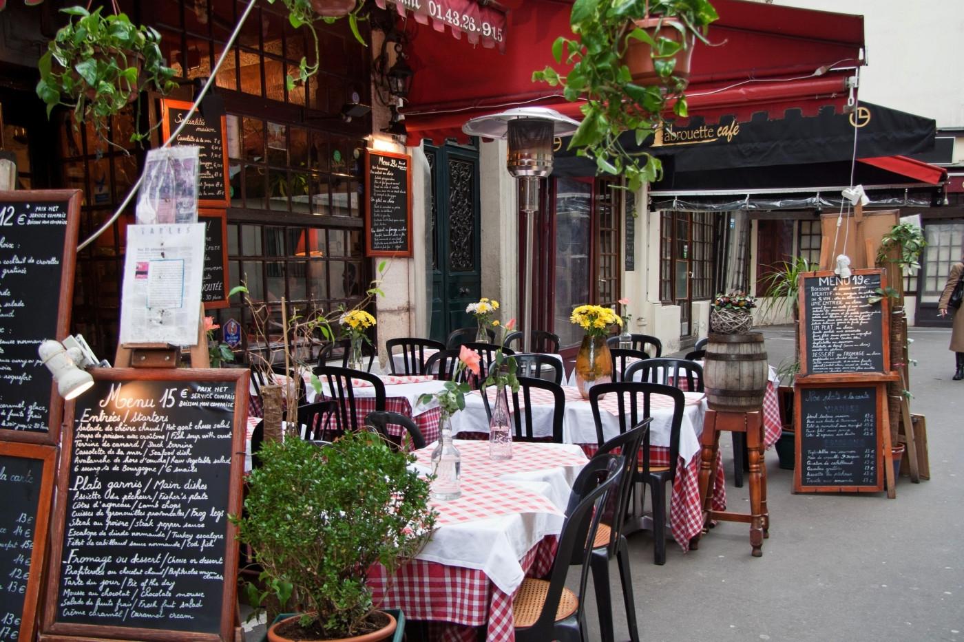 Ресторантите в Париж кандидати за ЮНЕСКО
