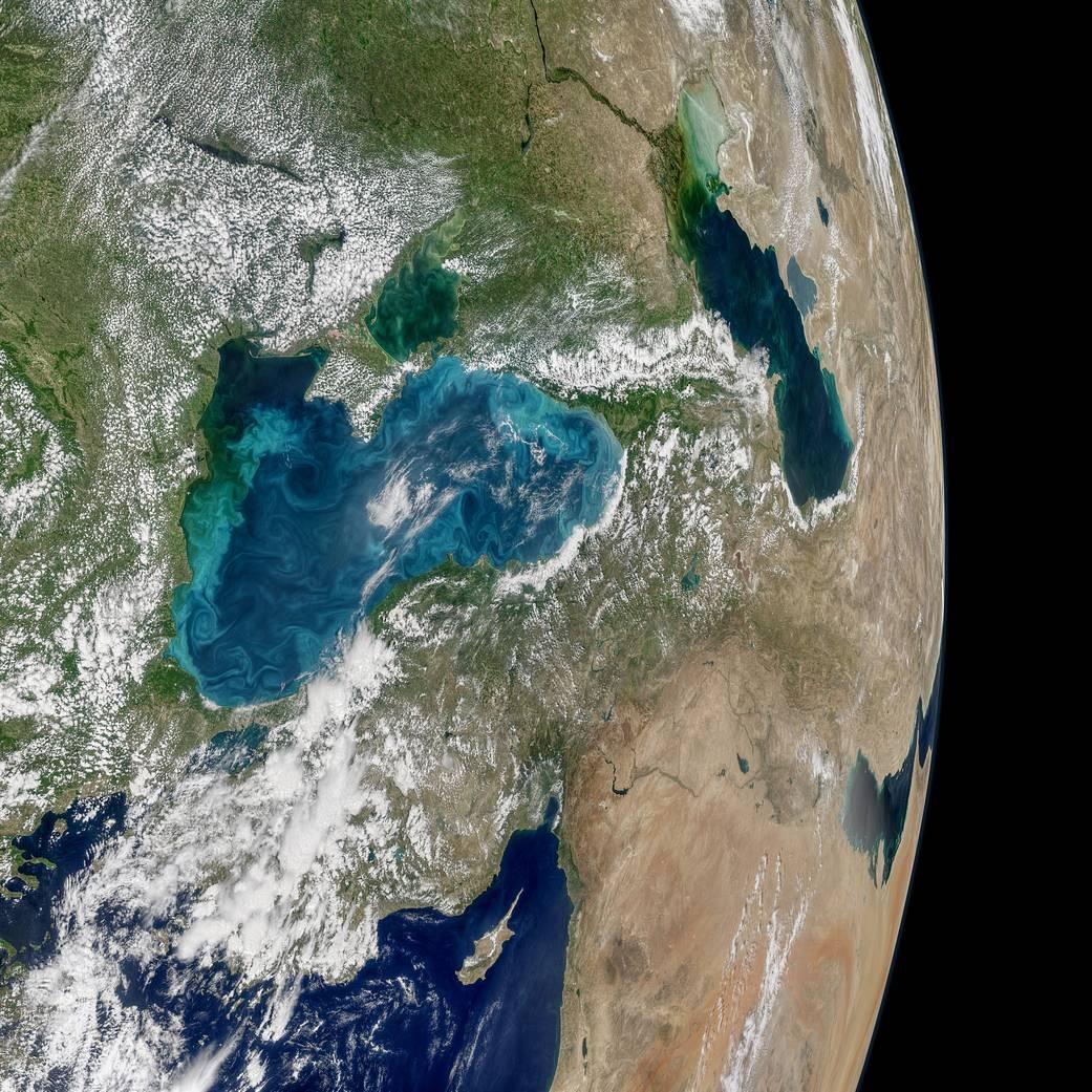 Холандски кораб започва експедиция в Черно море