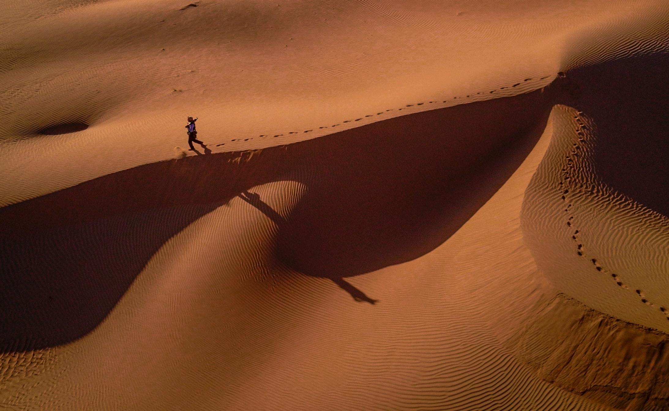 Пясъкът свършва