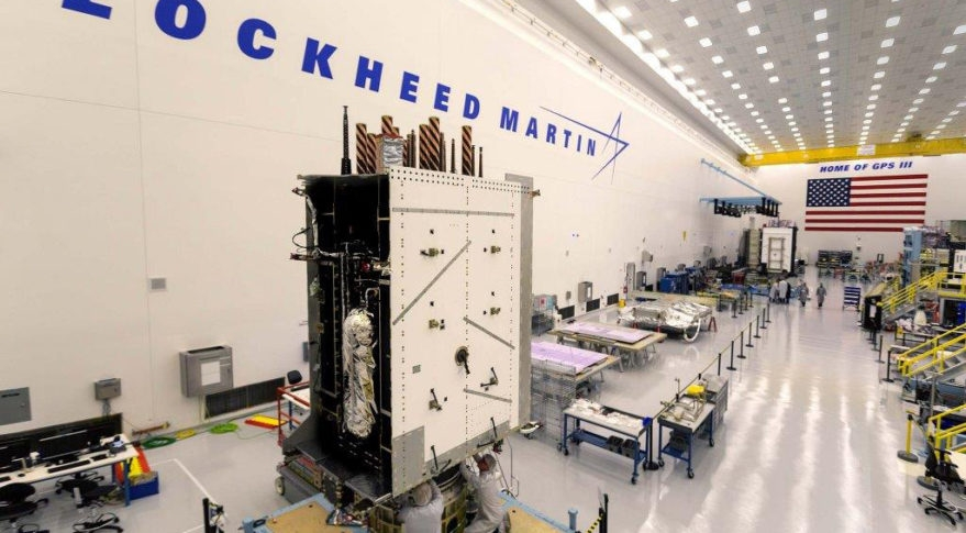 САЩ поръчва последна партида сателити GPS 3
