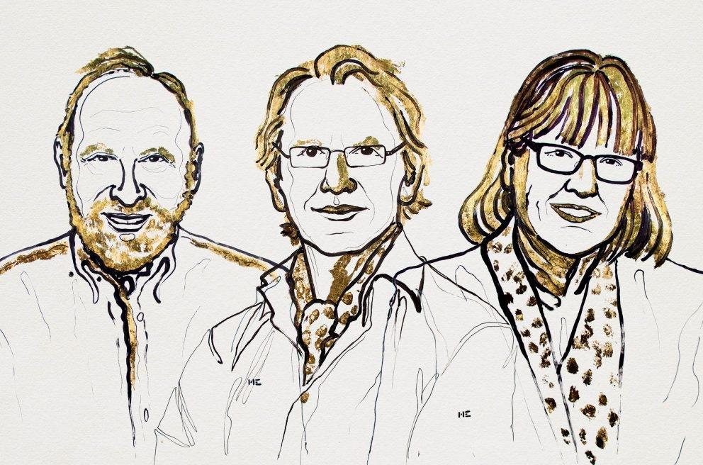 Трима учени си поделят тазгодишната Нобелова награда за физика