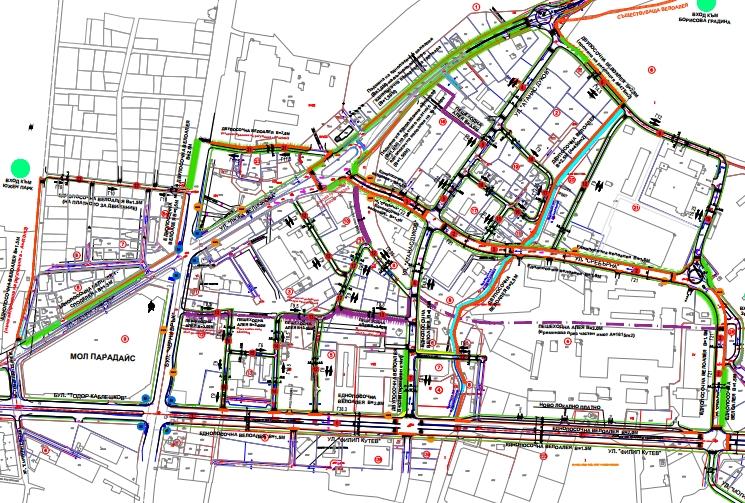 """Столичният общински експертен съвет ще разгледа проект за комуникационно-транспортна схема за НПЗ """"Хладилника-Витоша"""""""