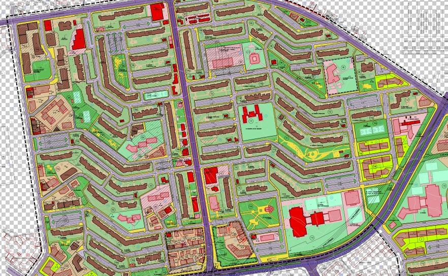 Представят заданието за проектиране на ПУП на четири микрорайона в Овча купел