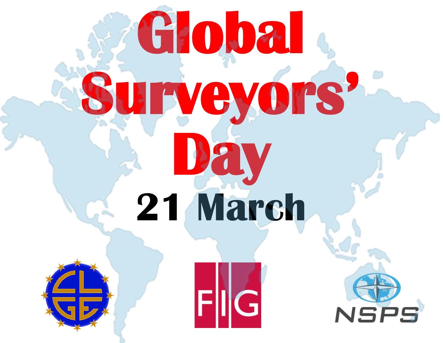 Тържеството за Световния ден на геодезиста ще бъде излъчено и онлайн