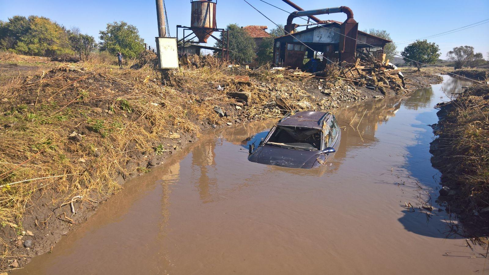 Бургас и Камено ще получат над 4,3 млн. лв. заради наводненията през 2017 г.