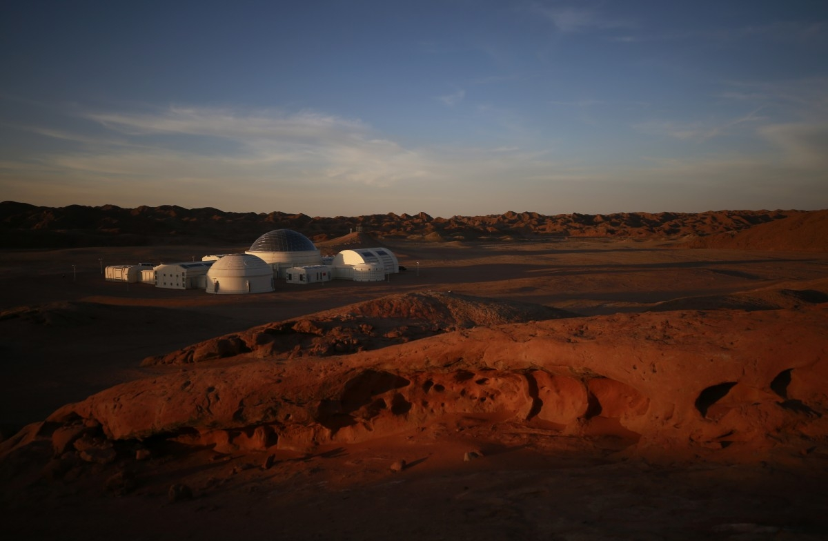 Регистрираха трусове на Марс