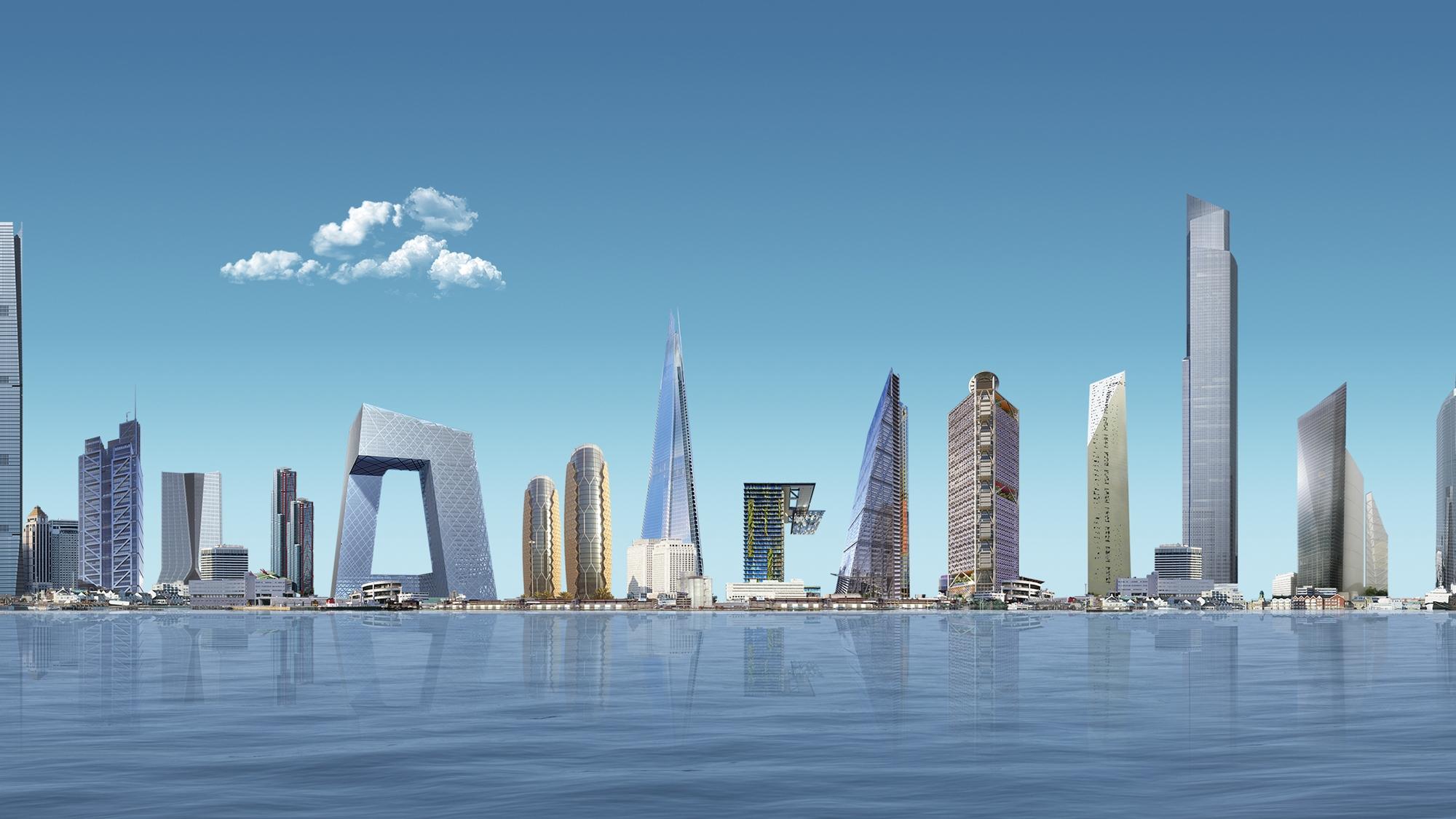 Какво са високите сгради – презентация в УАСГ