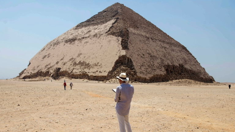 За първи път от 1965 г. Египет отвори пирамиди за посещение