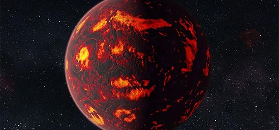 Учени наблюдаваха директно екзопланета