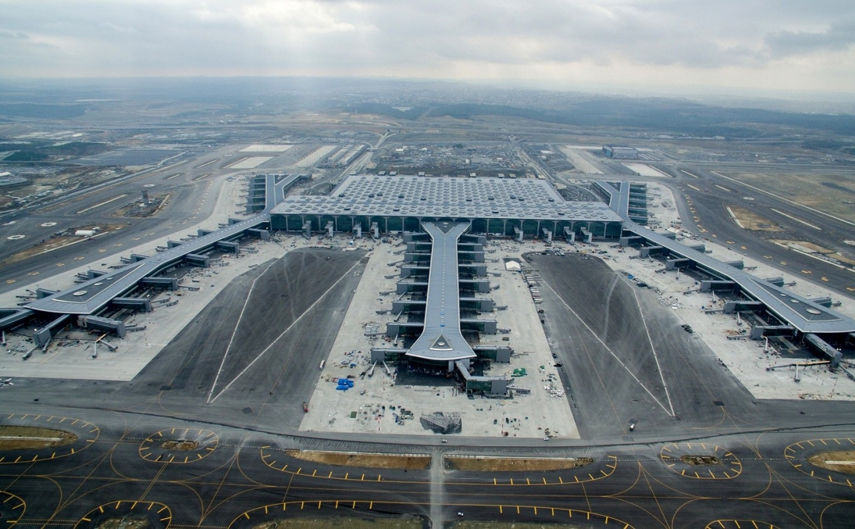 Новото летище на Истанбул – на пътя на щъркелите и опасно?