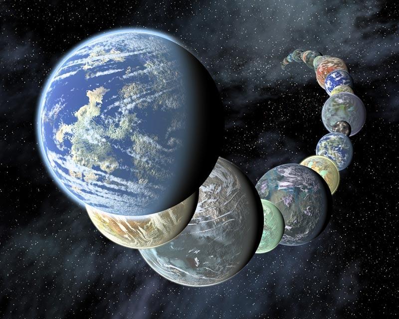 Откриха две планети, подобни на Земята