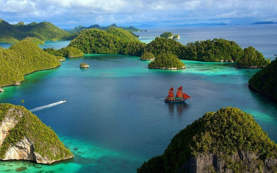 Местят столицата на Индонезия