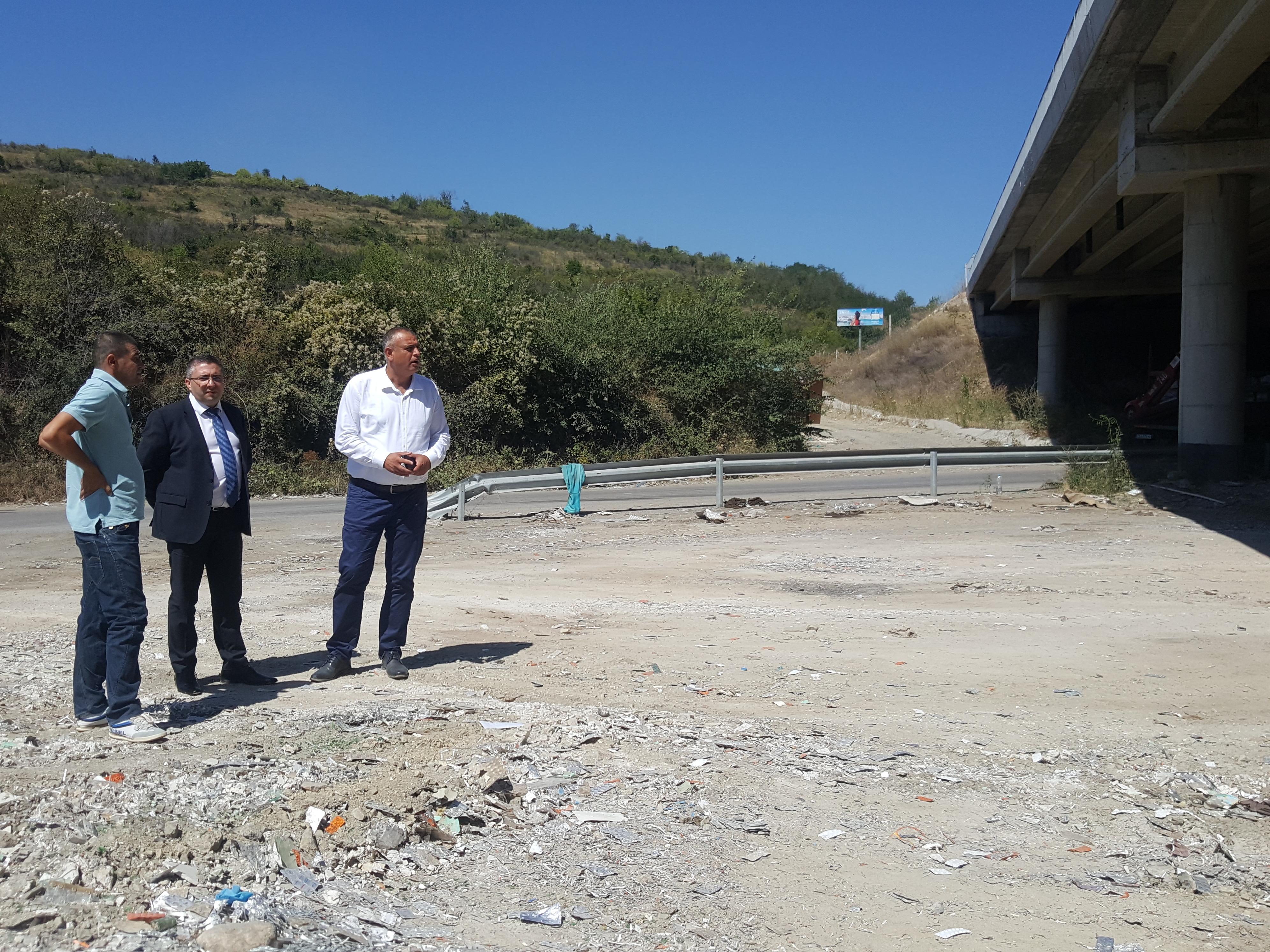 Нанков: Ще бъдат предприети кардинални мерки заради горелия мост