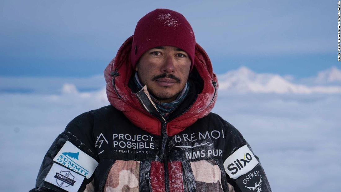 Непалец изкачи 14-те осемхилядника за 190 дни