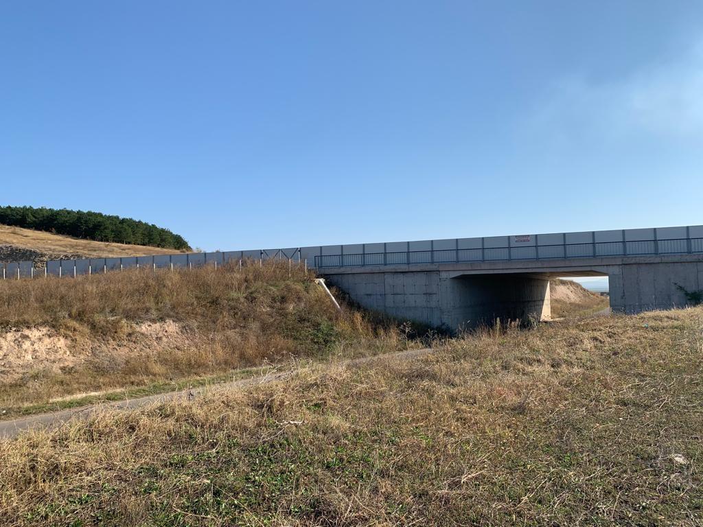 Нова пътна връзка на магистрала Тракия