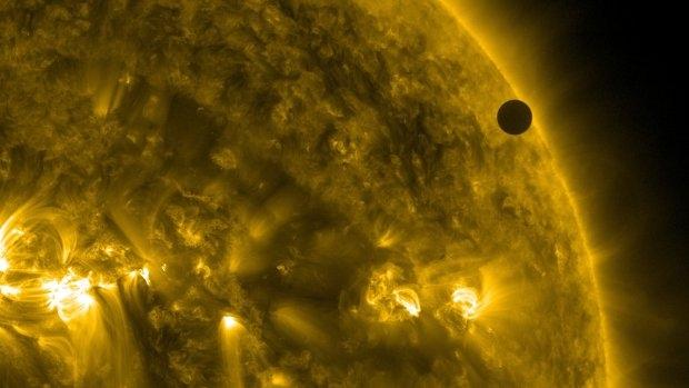 Изключително явление на 11 ноември – Меркурий минава пред Слънцето